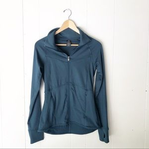 C9 by Champion | Teal Athletic Lightweight Jacket